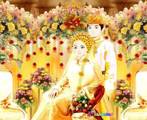 Artwork-Tema Pernikahan-Kawan Imut  11