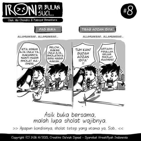 Ironi Di Bulan Suci By Syarekat Kreatifiyah Indonesia 8