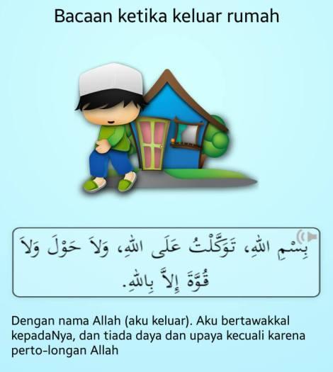 Kumpulan Doa Doa Harian Untuk Anak  13