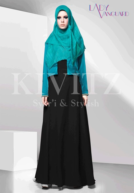 Salena Jacket dan Malika Dress 4