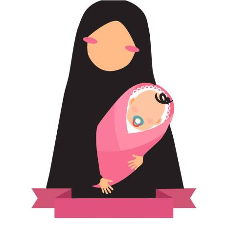avatar kartun muslim 9