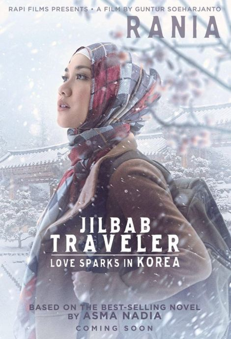 Testimoni First Cut Film Jilbab Traveler Love Sparks In Korea