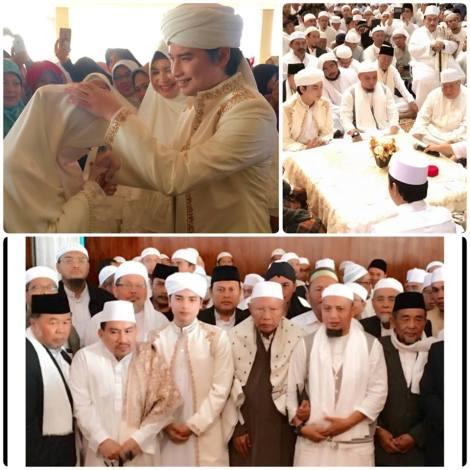Bikin Haru, Pesan Cinta Ustadz Arifin Ilham Untuk Muhammad Alvin Faiz  1